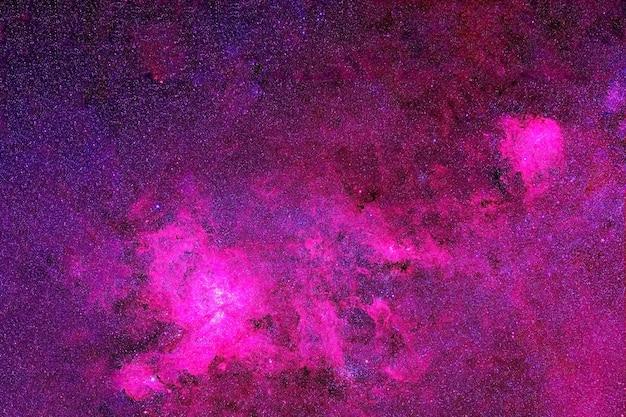 Czerwona galaktyka głęboka przestrzeń z gwiazdami elementy tego obrazu zostały dostarczone przez nasa
