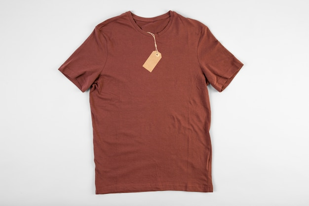 Czerwona koszulka