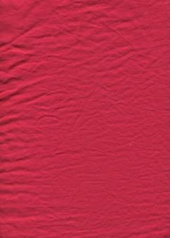 Czerwona lniana tkanina tekstura