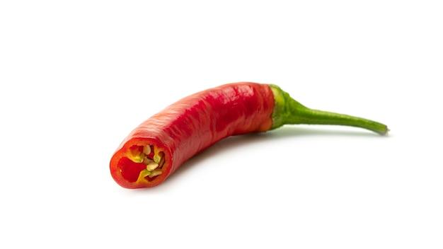 Czerwona papryczka chili.