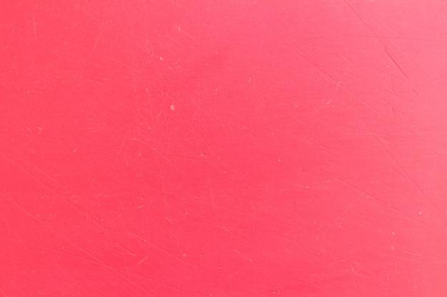 Czerwona plastikowa narys tekstura stara