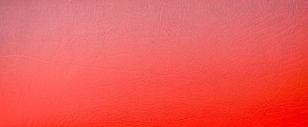 Czerwona skóra tekstura, streszczenie tło. zbliżenie.