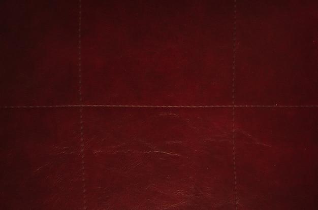 Czerwona skóra tekstura