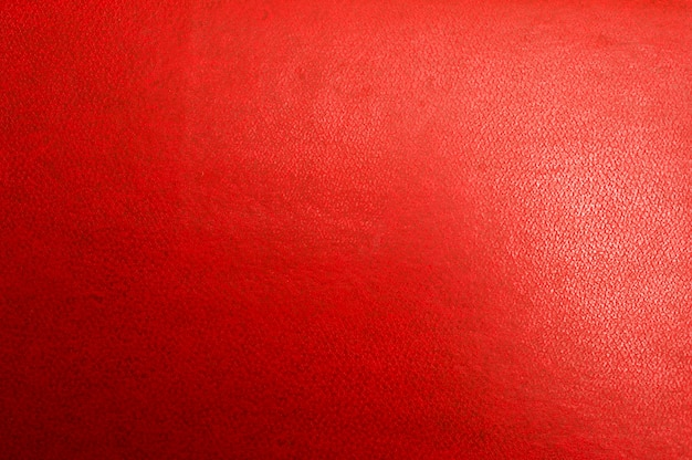 Czerwona tapeta z bliska