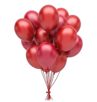 Czerwone balony