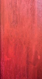 Czerwone drewniane drzwi tekstury tła