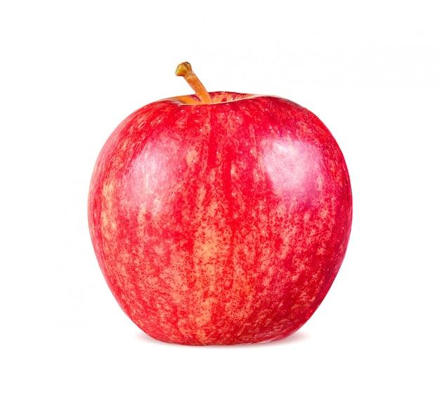 Czerwone jabłko