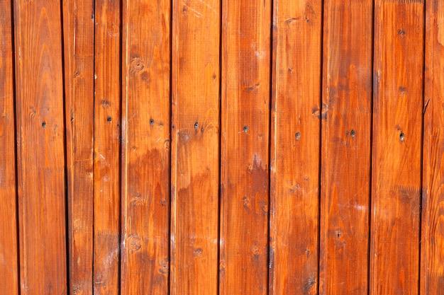 Czerwone tło drewniane