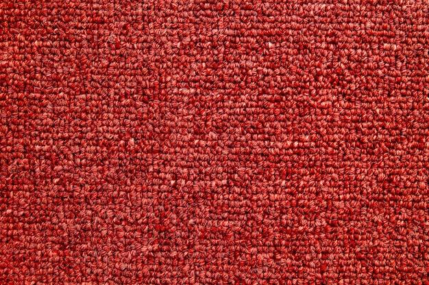 Czerwonego chodnika tekstury bezszwowy tło.