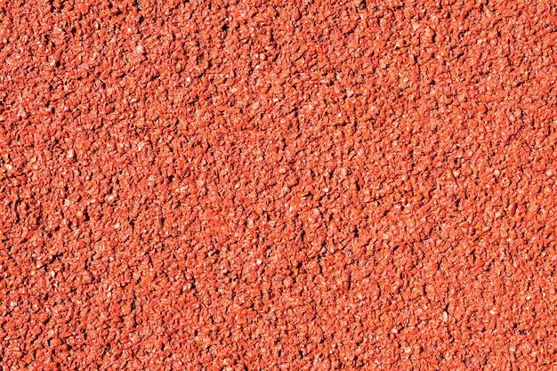 Czerwony bieżnia tekstura tło