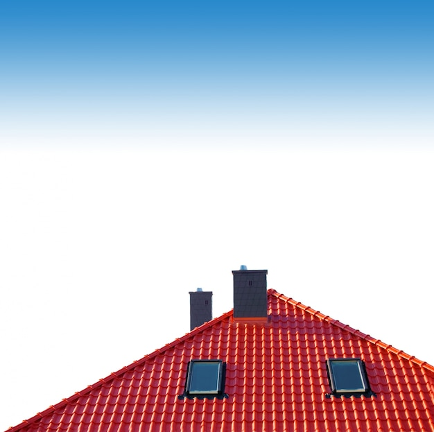 Czerwony dach