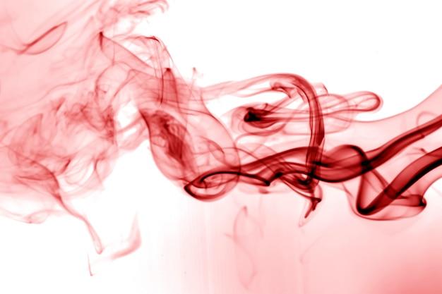 Czerwony dym