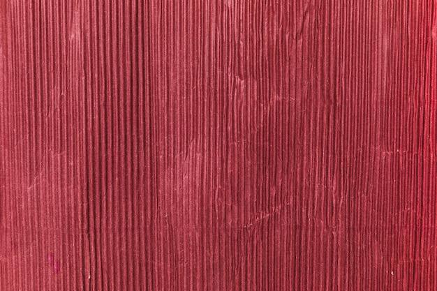 Czerwony papierowy tekstury tło
