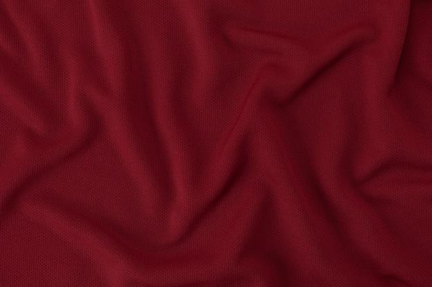Czerwony tkaniny tekstury tło.