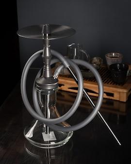 Część fajki wodnej, nowoczesny design