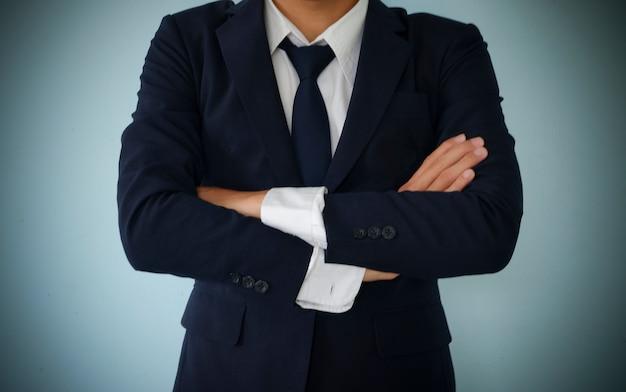 Człowiek biznesu