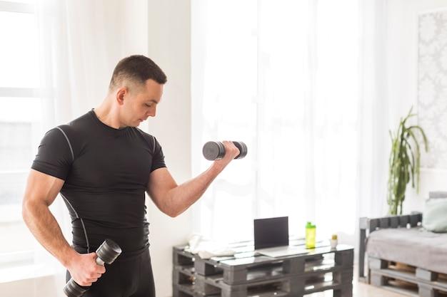 Człowiek fitness