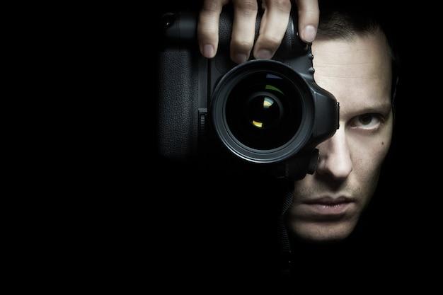 Człowiek fotografii