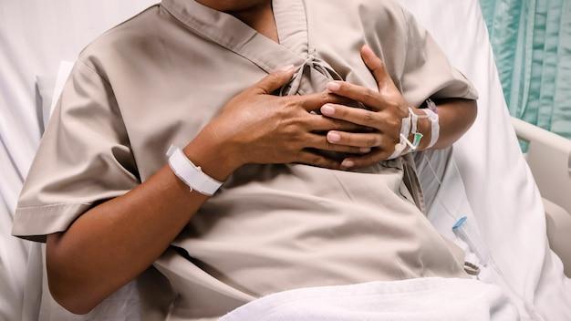 Człowiek zawału serca