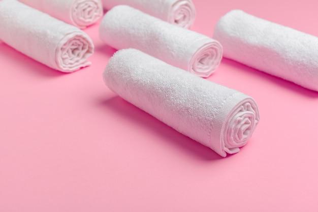 Czyste ręczniki