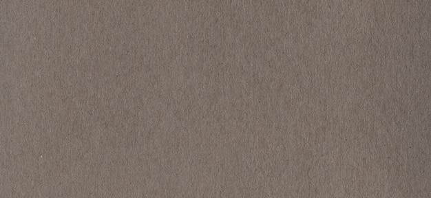Czysty brązowy papier pakowy tekstura tło. karton w stylu vintage