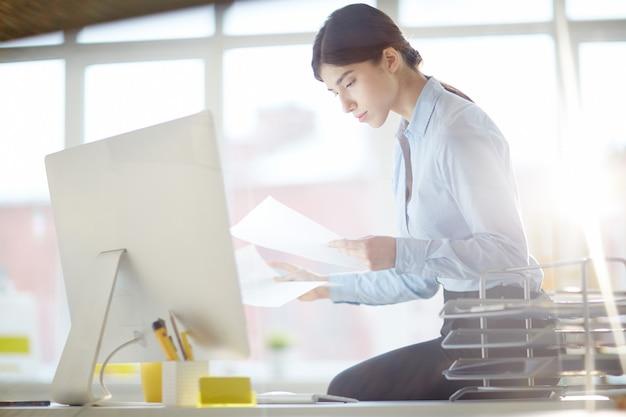 Czytanie dokumentów finansowych