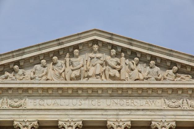 Dach w waszyngtonie, stany zjednoczone