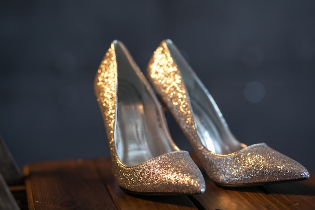 Damskie buty na obcasach
