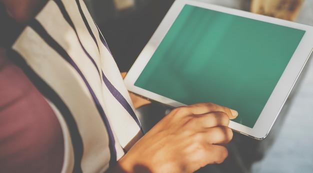 Dane innowacyjne połączenie elektroniki informacje wifi