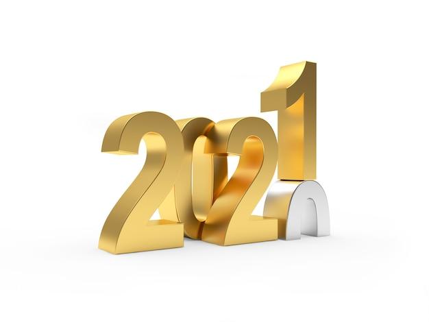 Dane z roku 2020 zmieniają się na 2021