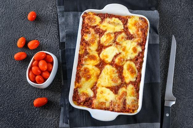 Danie lasagne