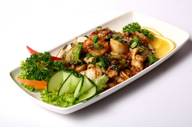 Danie mięsne z warzywami