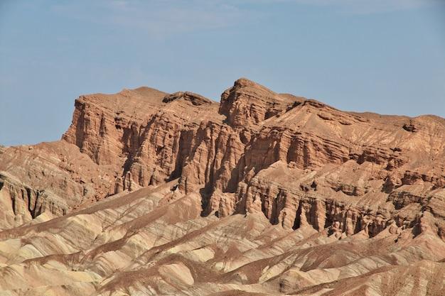 Death valley w kalifornii, usa