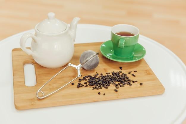 Dekoracje herbaty
