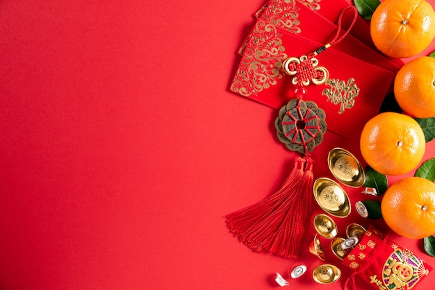 Dekoracje na chiński nowy rok