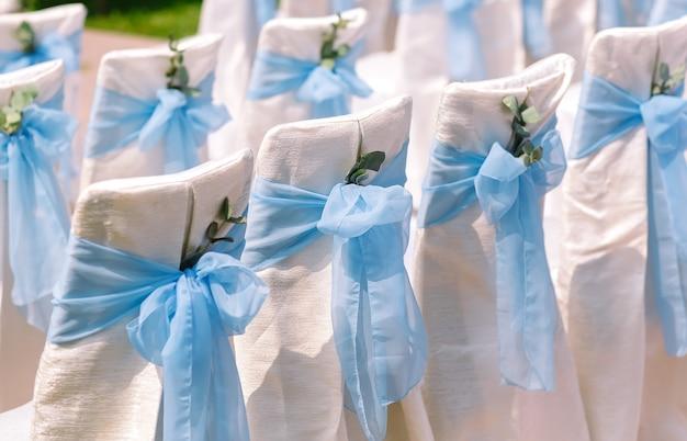Dekoracje ślubne.