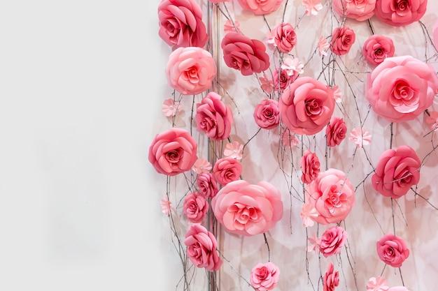 Dekoracyjne kwiaty