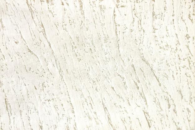 Dekoracyjny biały tynk