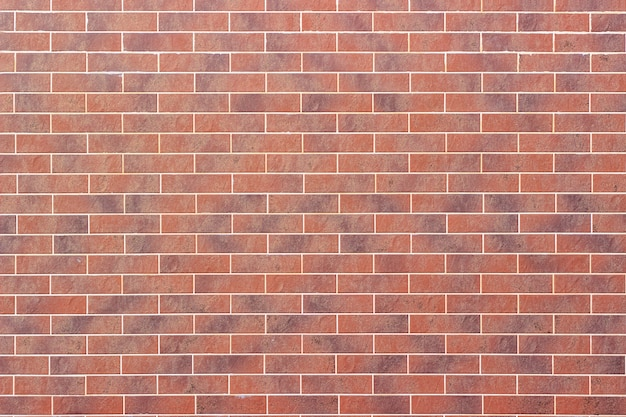 Dekoracyjny mur ceglany