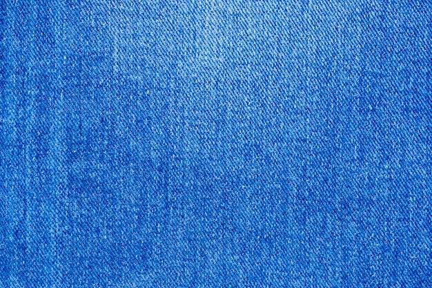 Denim niebieskie dżinsy tekstury bliska widok z góry tła