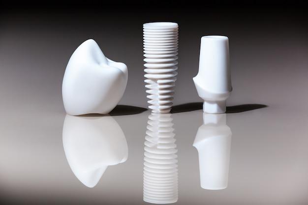 Dentysta implantów dentystycznych, ząb, medycyna, sztuczny ząb, układ zębów, tworzywa sztuczne, człowiek, zęby, leczenie stomatologiczne, protezy