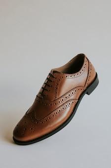 Derby buty męskie wizytowe