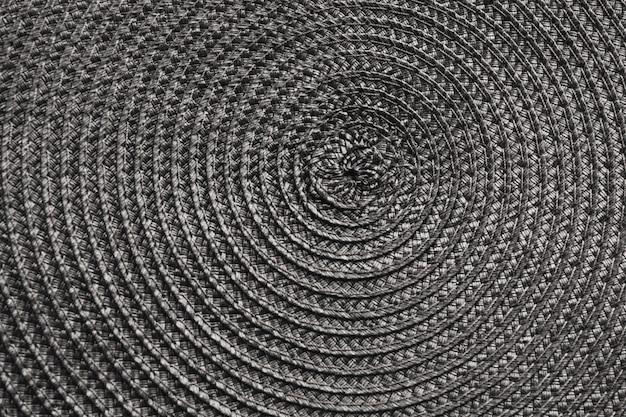 Deseń szarego wirowa tekstura bliska