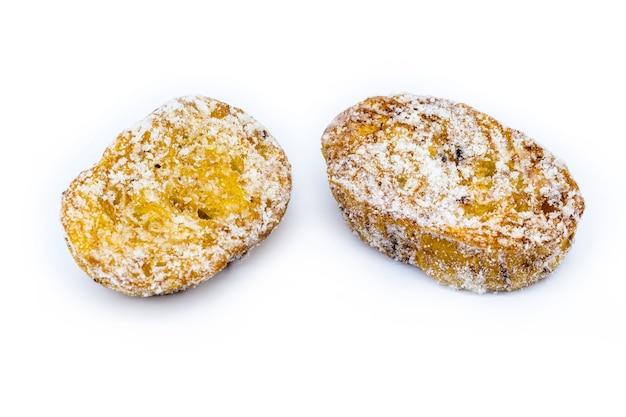 Deser chlebowy znany jako kromka złota, kromka jagnięciny, tosty francuskie