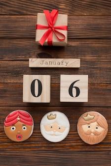 Deser objawienia pańskiego 6 stycznia