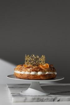 Deser święto trzech króli z miejsca na kopię