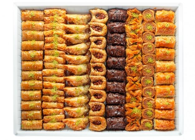Deser z tureckiej baklawy