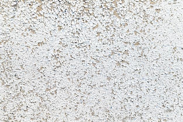 Deska ze starym rozdrobniono jasne białe tło farby