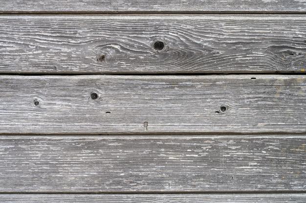 Deski drewniane tła. postarzałe wyblakłe szare drewniane deski