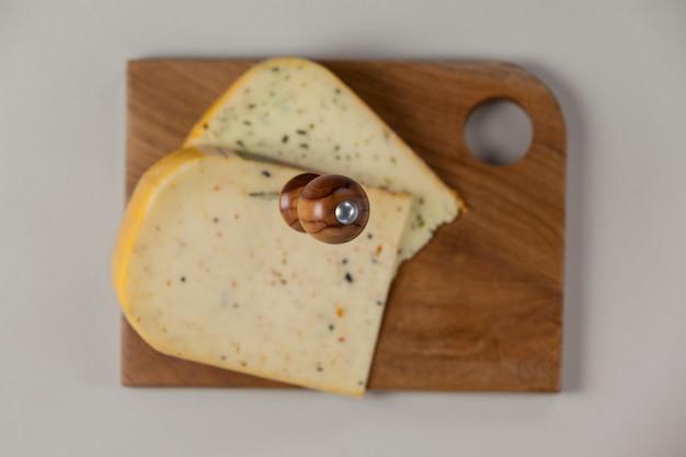 Deskowy serowy nożowy plasterek